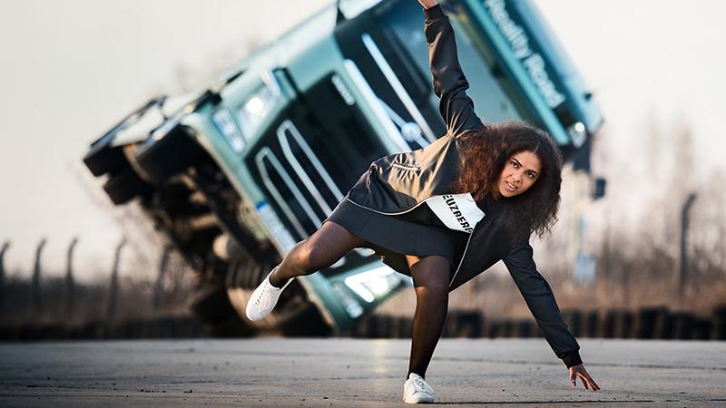 Volvo Trucks lager reality-TV