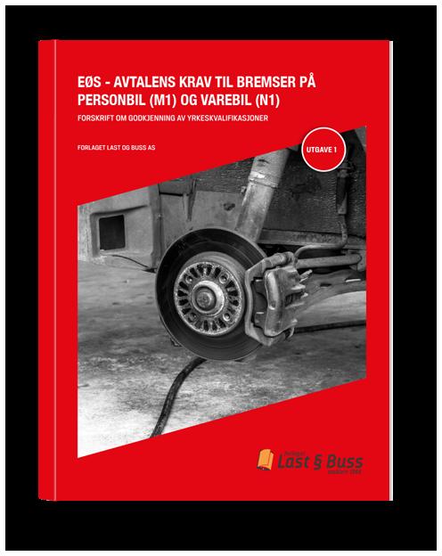 EØS-avtalens krav til bremser på personbil og varebil - Forlaget Last og buss