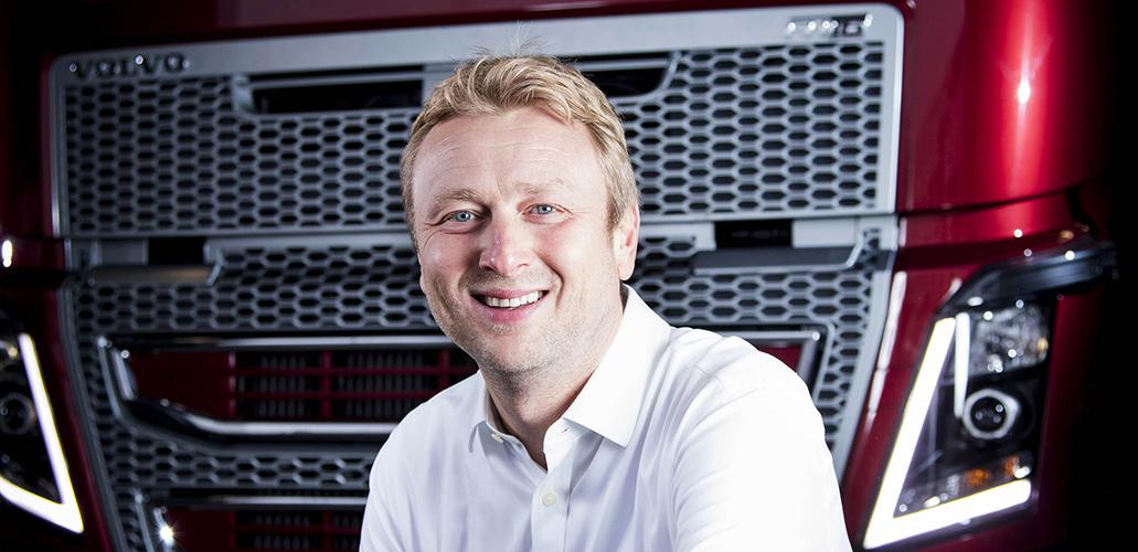 Ny adm. direktør i Volvo Norge