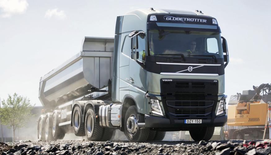 Volvo lanserer tandem akselløft