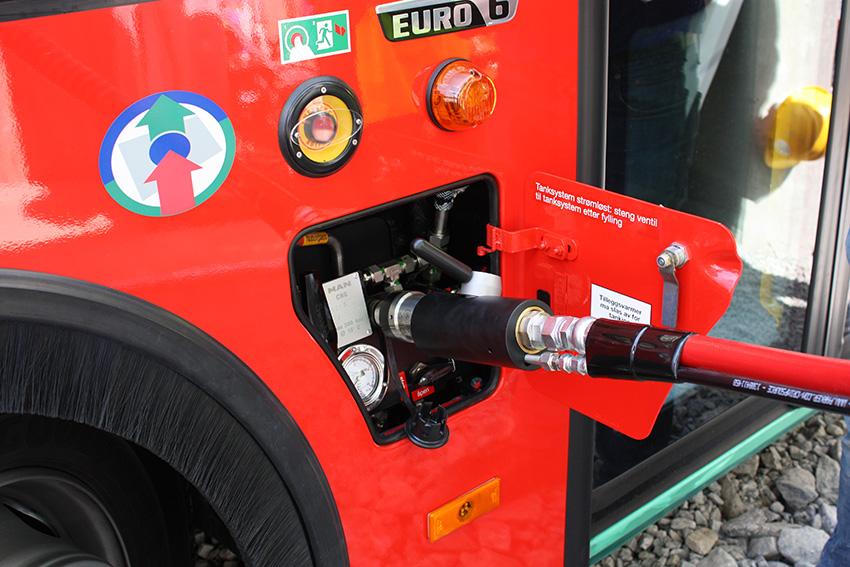54 nye miljøvennlige busser til Oslo