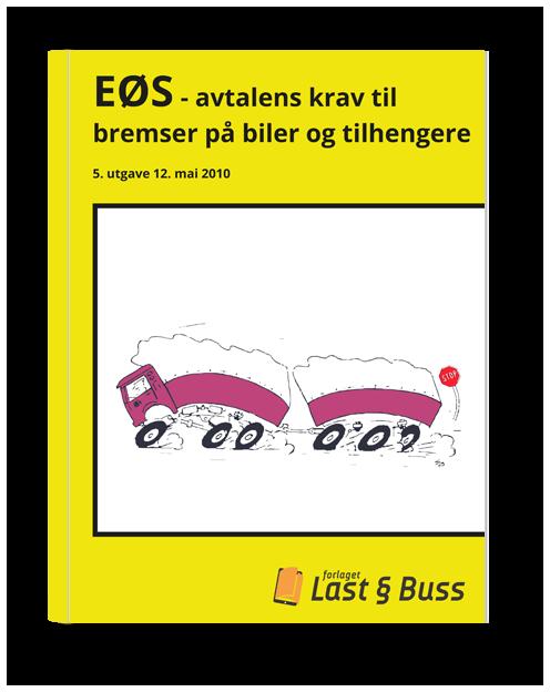 EØS avtalens krav til bremser og tilhengere omslag