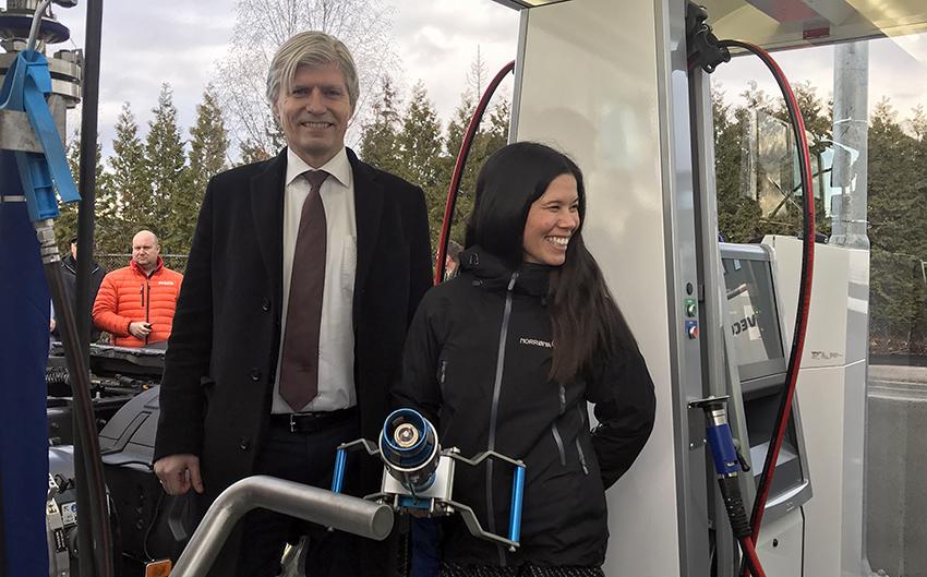 Nytt biogass anlegg i Oslo