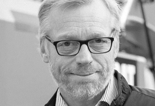 Portrettfoto av Torbjörn Wilson