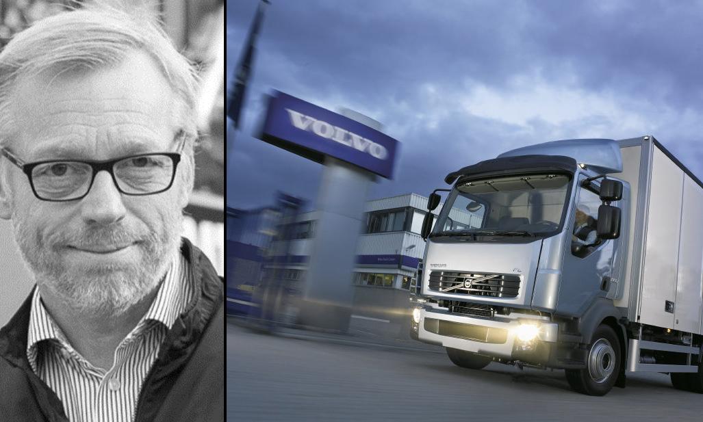 Trekker seg som sjef for Volvo Norge